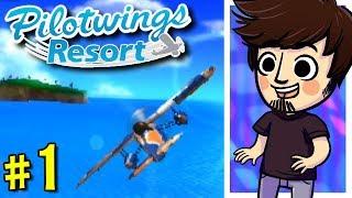 Pilot Wings Resort (3DS) | Part 1 - PeebLive