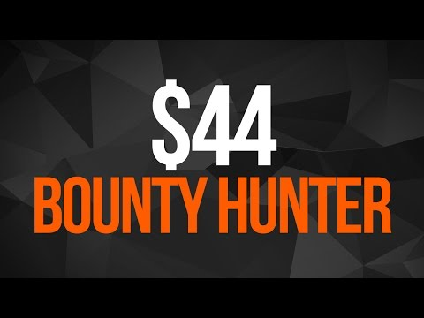 $44 Bounty Builder Final table!