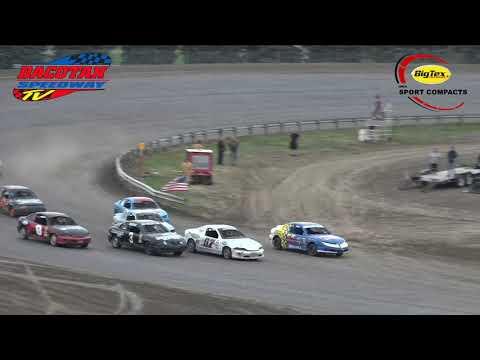 Dacotah Speedway   IMCA Sport Compacts   8-23-19