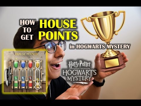 HOW TO GET HOUSE POINTS IN HOGWARTS MYSTERY (almost Spoiler-free)
