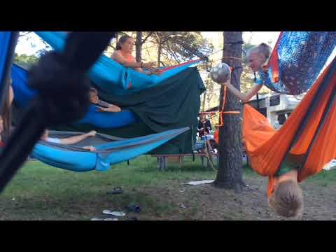 Memorial Day weekend brings campers to Holland State Park
