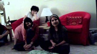 Babul Jiya Mora ghabaraye -- sung by Junuka