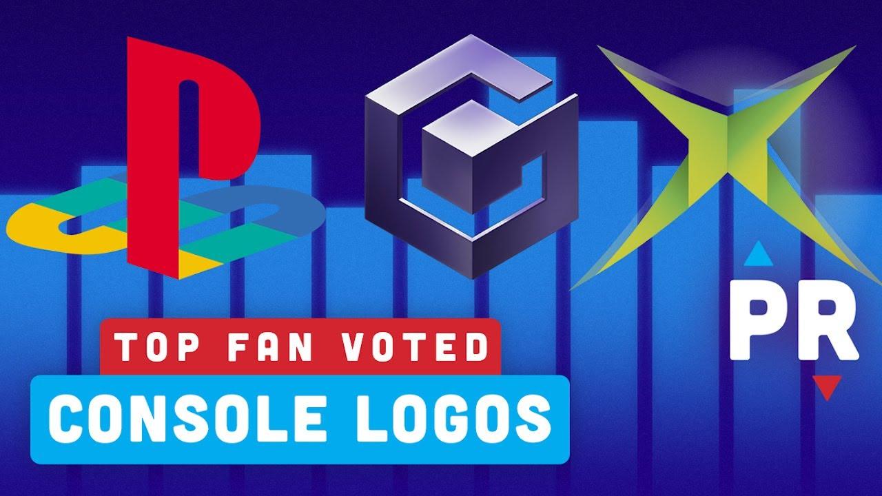 Vous avez choisi les sociétés de jeux qui avaient les meilleurs logos de console - Classement de puissance + vidéo