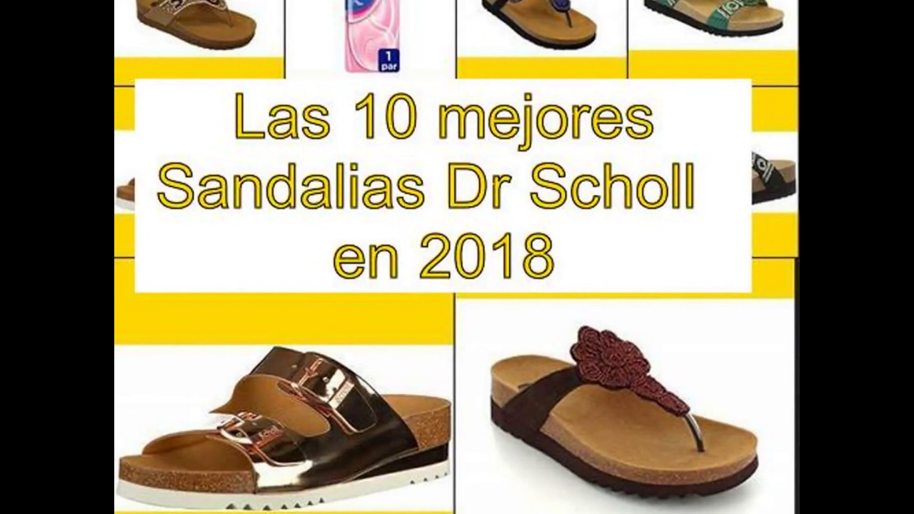 Las Scholl En Sandalias 10 Mejores Dr 2018 NP8wXZn0kO