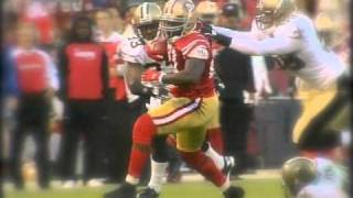 49ers vs Saints 2010