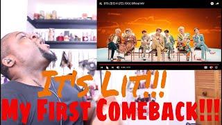 BTS (방탄소년단) - IDOL OFFICIAL MV REACTION🔥🔥
