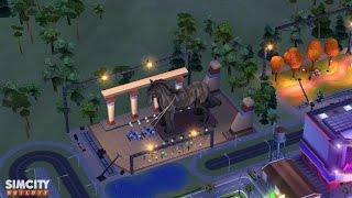 SimCity BuildIt Epic Movie Set