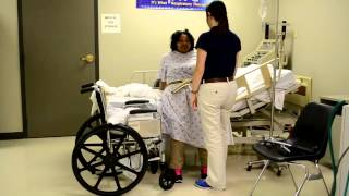 Physical Therapy Transfers Total Hip Replacement