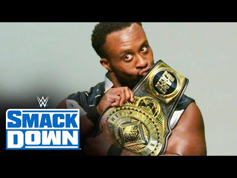 Big E takes part in an Intercontinental Title photo shoot: SmackDown Exclusive, Dec. 25, 2020