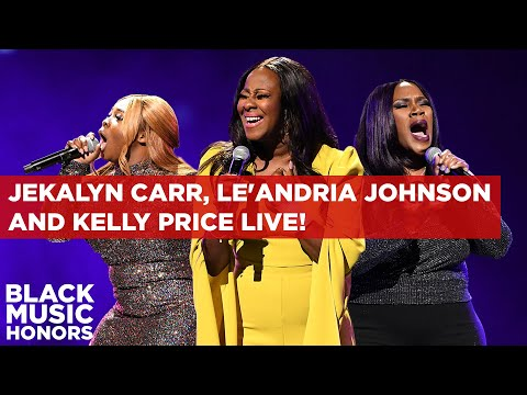 Tracy Bethea - Musical Tribute to Yolanda Adams during 2019 Black Music Honors