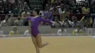 Gymnastics In The Summer Olympics - Part 5 of 16