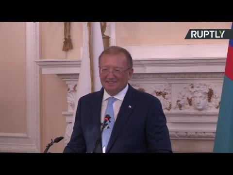 Пресс-конференция Александра Яковенко