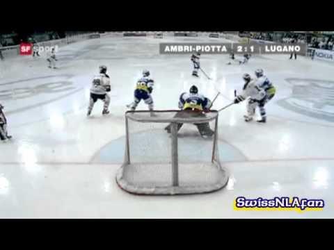 Lustiges Schweizer Eishockey