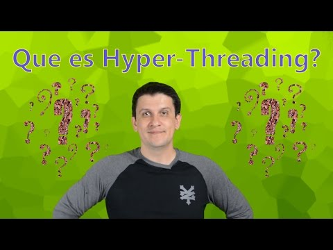 Que Es Hyper Threading?