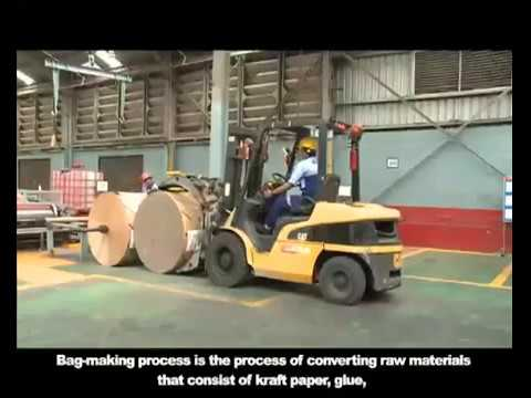 Holcim Indonesia - Bag Manufacturing Plant