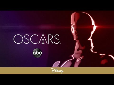 On the 2019 Oscars Red Carpet with Disney