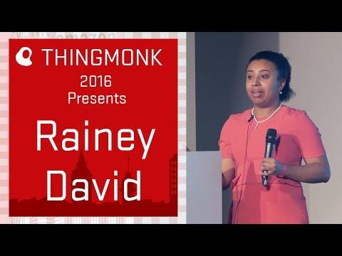 ThingMonk 2016 - Rainey David - Watson and Alexa Hack at ThingMonk