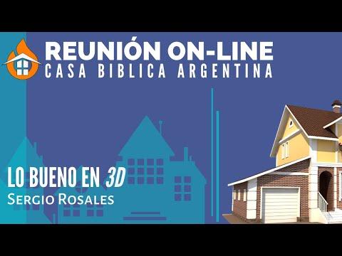 REUNIÓN On LINE | CASA BÍBLICA ARGENTINA + LSA