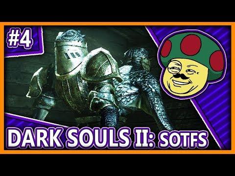 Moggy spielt Dark Souls 2: SOTFS - [Blind] #4