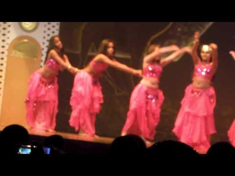 yalla habibi  coreografia de cecilia martinez