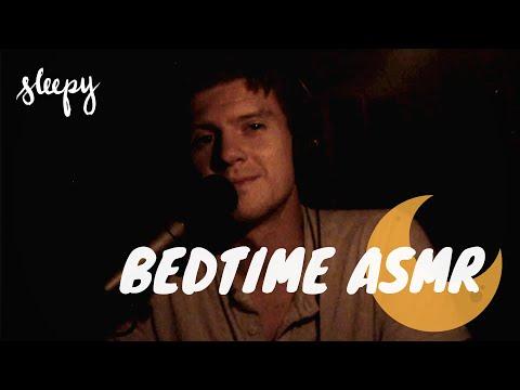 ASMR Soft Spoken Bedtime Reading with Otis Gray | Sleepy Podcast