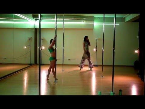 Войтаник Анюта - Pole danse - студия AlterEgo