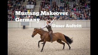 Mustang Makeover Germany//Full show