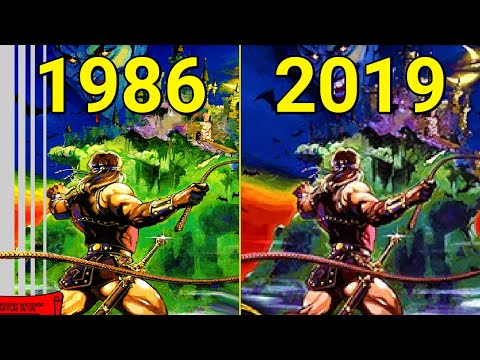 Evolution of Castlevania Games 1986-2019