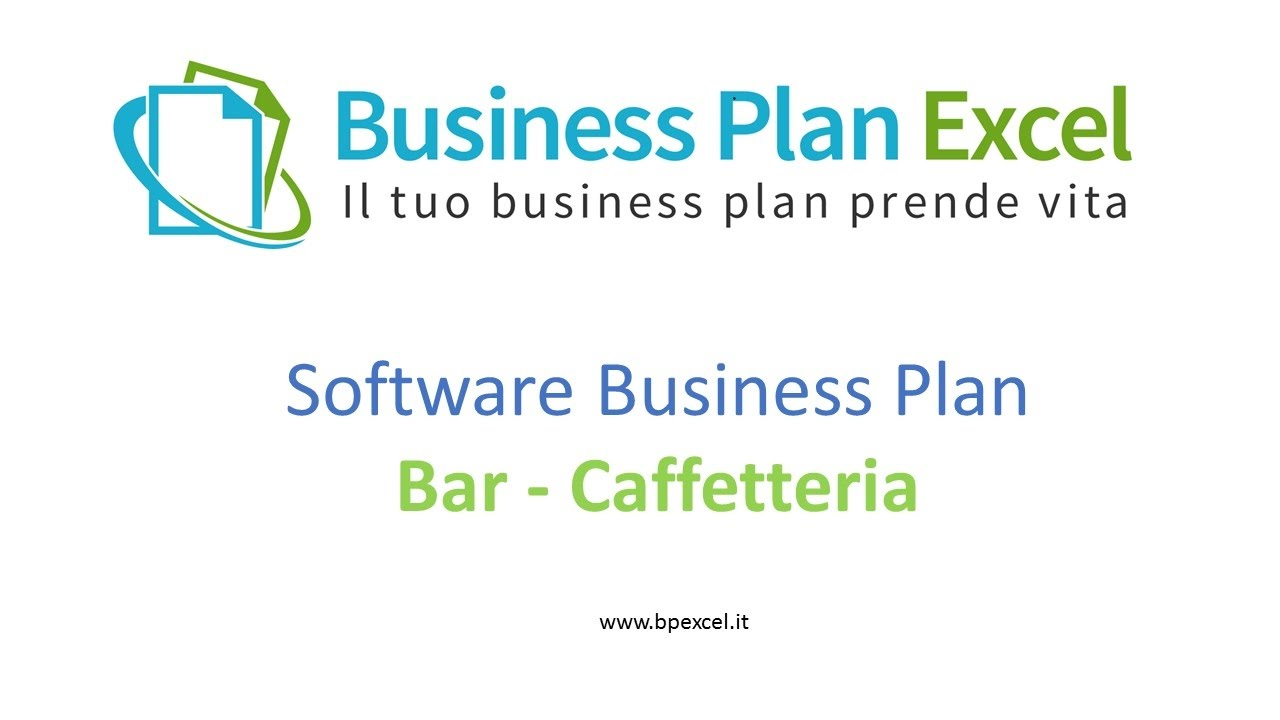 fac simile business plan pasticceria