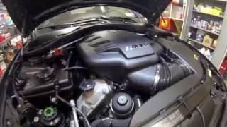E92 M3 Engine Detail