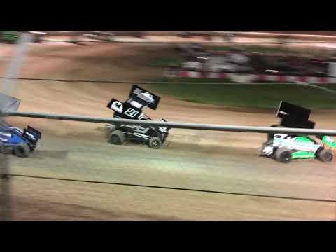 Delta Speedway 9/1/19 Restricted Main