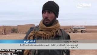 على وقع المعارك... سباق في شمال سورية على امتلاك اوراق التفاوض المقبل