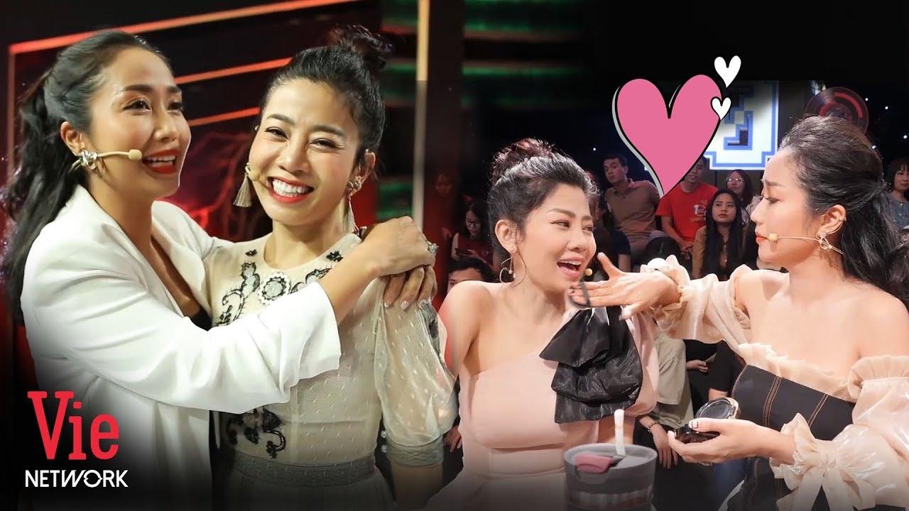 Cùng nhìn lại những khoảnh khắc của một tình bạn đẹp giữa Mai Phương và Ốc Thanh Vân
