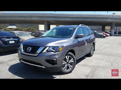 2017 Nissan Pathfinder S In-Depth Complete Feature Walkthrough