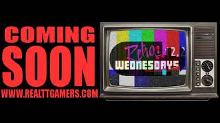 Coming Soon!: Retro Wednesdays