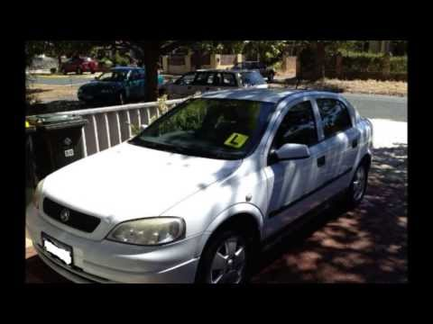 Astra G - my Opel/Holden astra project