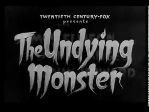 The Undying Monster Rare Werewolf Classic ~ 1942 from YouTube · Duration:  1 hour 3 minutes 13 seconds