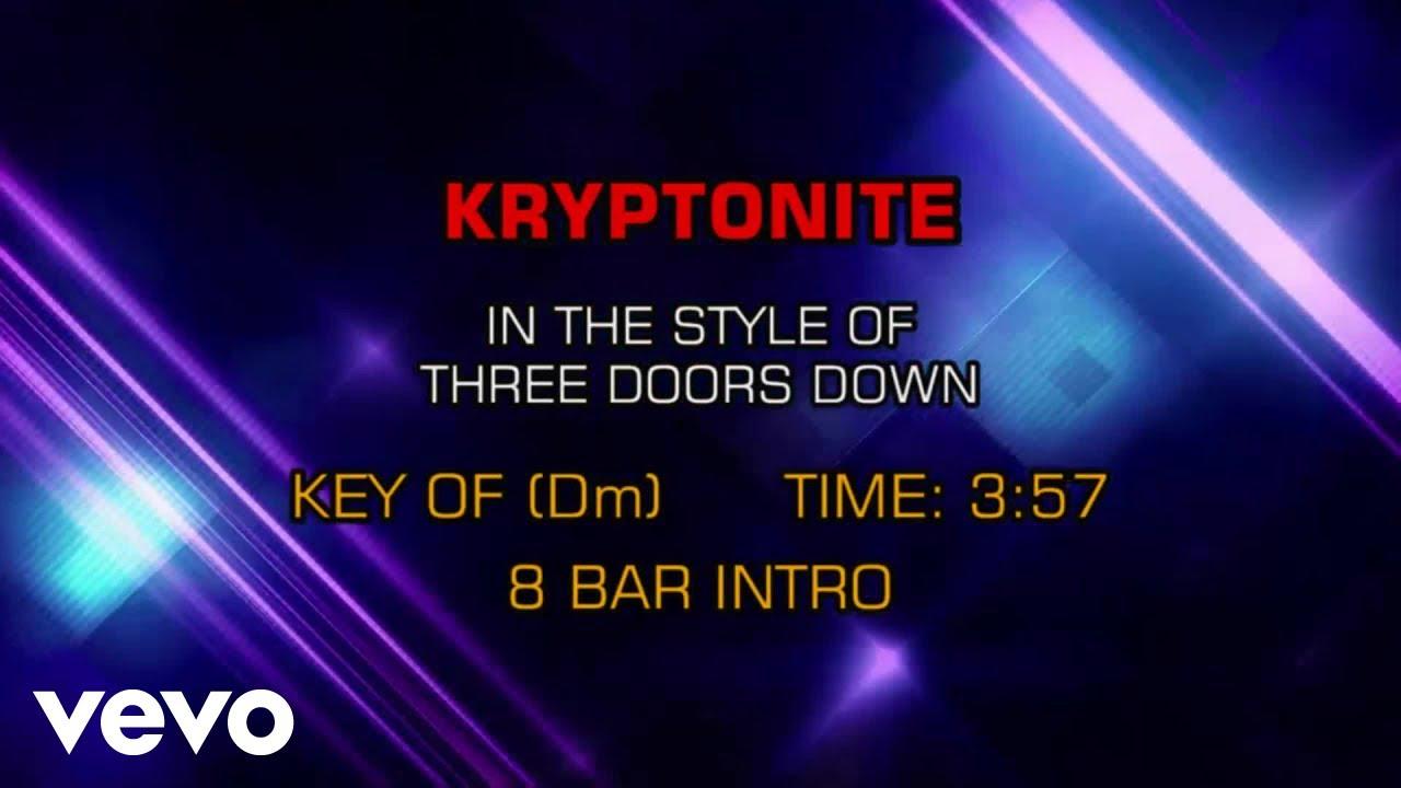 3-doors-down-kryptonite-karaoke-karaokeonvevo