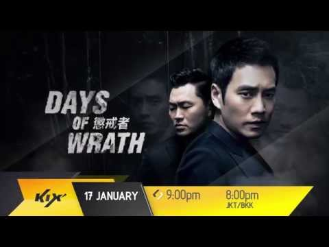 DAYS OF WRATH TV