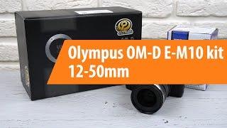 Rescue Olympus OM-D E-M10 kit 12-50mm / Розпакування Olympus OM-D E-M10 kit 12-50mm