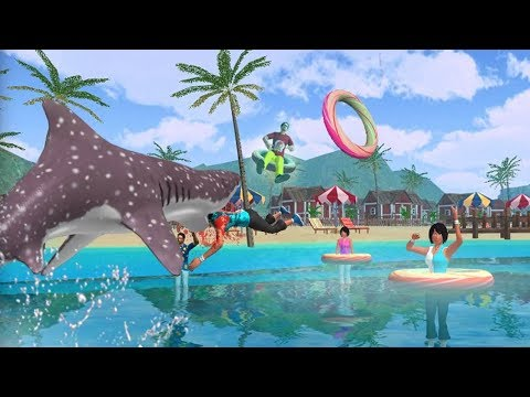 Shark Attack Wild For Pc - Download For Windows 7,10 and Mac