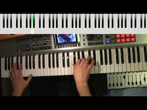 East to West - darekpiano lesson