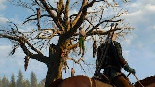 Обзор Ведьмак 3: Дикая Охота - после 12 часов. PC, 60fps. The Witcher 3: Wild Hunt