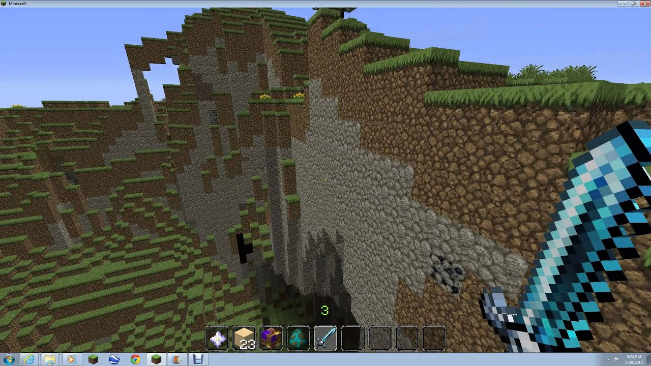 how to use texture packs with new 1.11.2