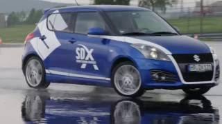 Suzuki Driving Xperience (SDX) auf dem Sachsenring