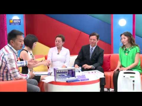 Intraceuticals Mongolia NTV tv