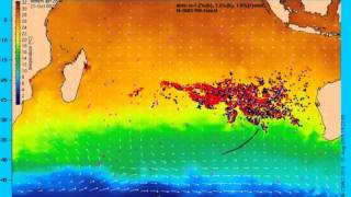 Ocean Drift Modelling Shows La Réunion Flaperon Could Have Originated from MH370 Search Area thumbnail
