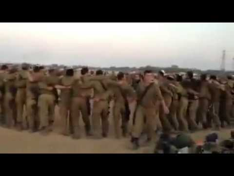 IDF Soldiers Pray To The Father