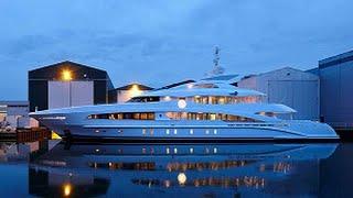 Monaco Wolf Superyacht by Heesen Yachts - Best Travel Destination