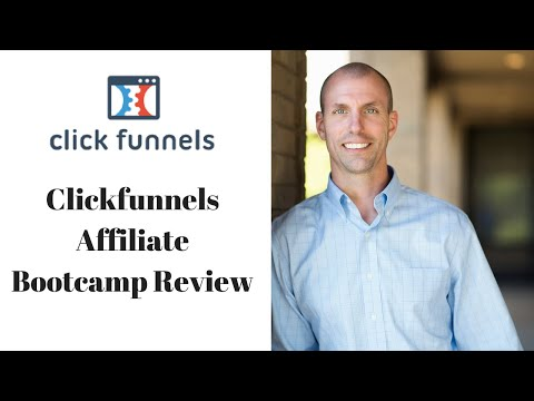 Clickfunnels Affiliate Bootcamp Review & Clickfunnels How to Retire in 100 days
